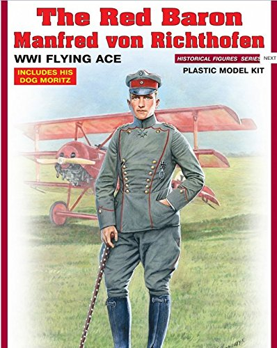 Red Baron. Manfred von Richthofen, WWI Flying Ace MiniArt 16032
