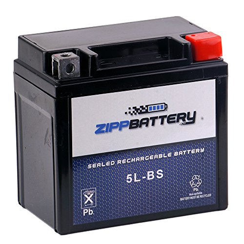 Chrome Battery 5L-BS AGM Battery