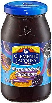 Clemente Jacques Mermelada Zarzamora 470Gr, Zarzamora, 470 gramos