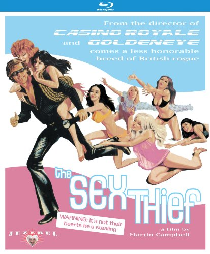 THE SEX THIEF (BLU-RAY)