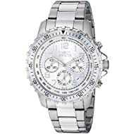 Men's 6620 II Collection Chronograph Stainless Steel Silver Dial Watch