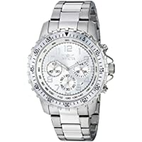 Invicta Men's 'II' Swiss Quartz Stainless Steel Casual Watch, Color:Silver-Toned (Model: INVICTA-6620)