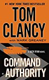 img - for Command Authority (A Jack Ryan Novel) book / textbook / text book
