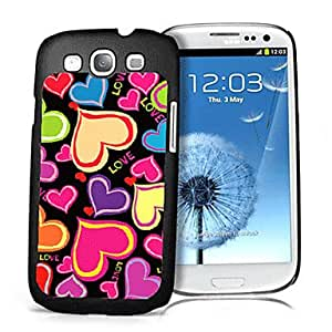 Love Pattern 3D Effect Case for Samsung S3 I9300