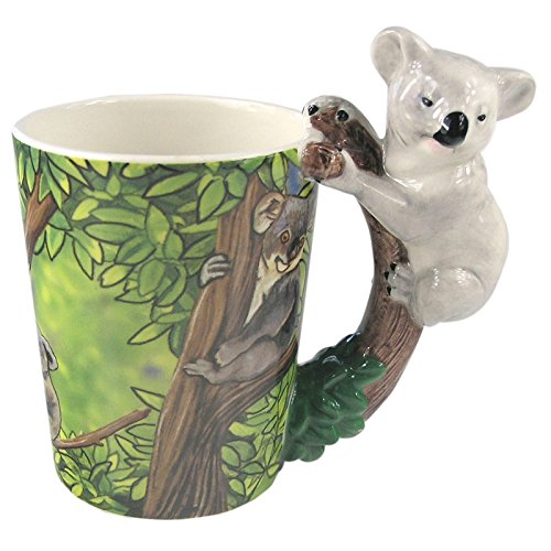 Koala Mug <br>with Koala Shaped Handle