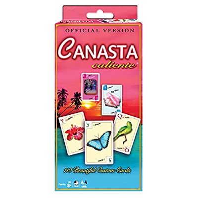 Winning Moves Games Canasta Caliente: Toys & Games