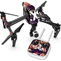 Skin For DJI Inspire 1 Quadcopter Drone – Flex | MightySkins Protective, Durable, and Unique Vinyl Decal wrap cover | Easy To Apply, Remove, and Change Styles | Made in the USA