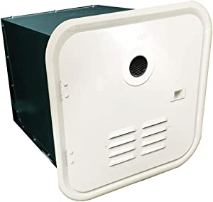 Electric High Capacity RV Tankless Water Heater [Girard] Picture