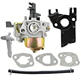 HIPA Carburetor with Insulator for Baja Warrior Heat Mb165 Mb200 163cc 196cc 6.5HP Mini Bike