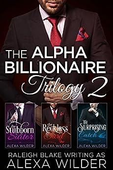 Alpha Billionaire Love Trilogy Romance ebook product image