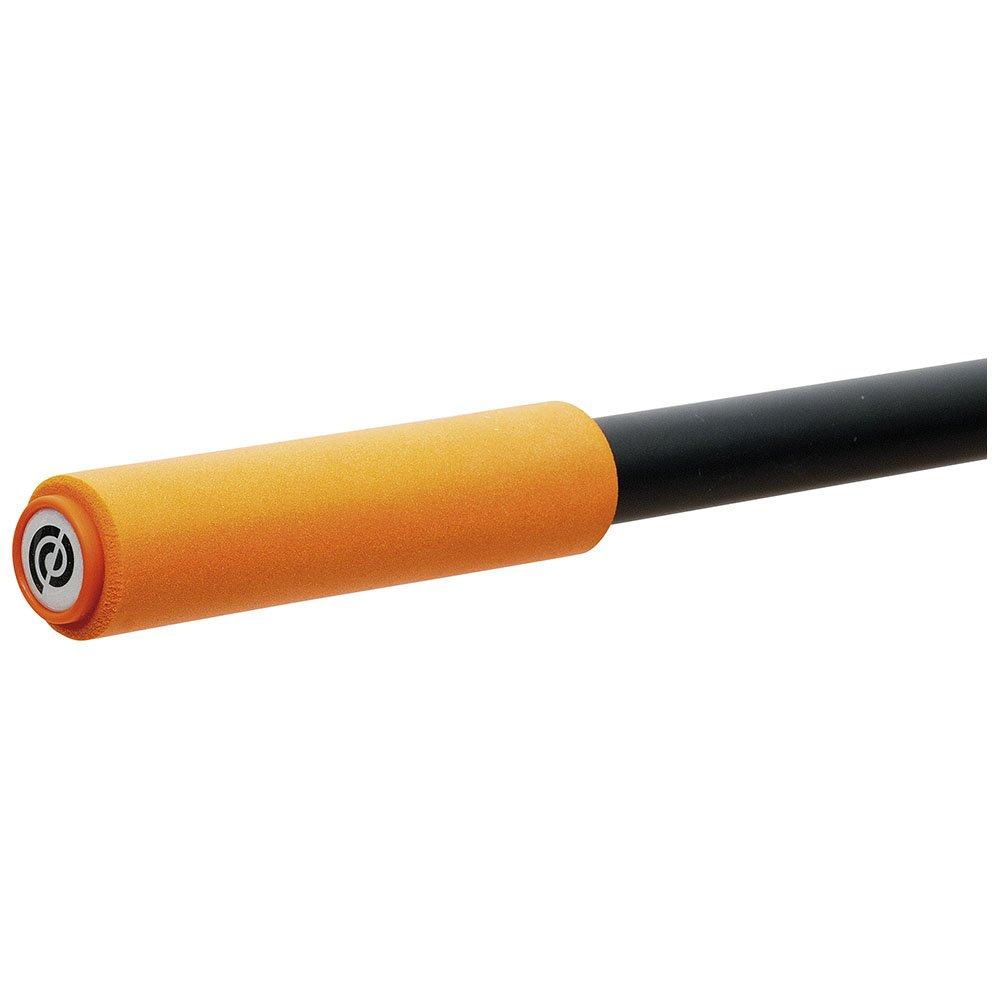Bike Ribbon 420281 Juego de puños, Silicona, Naranja,, M GRS1006