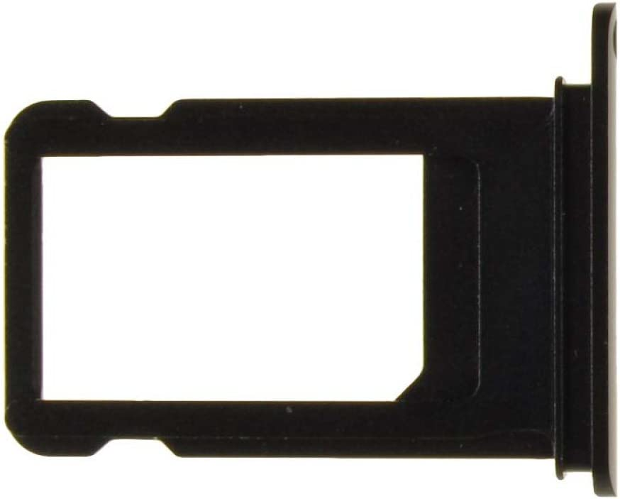 SIM Card Holder for Apple iPhone 7 Plus Jet Black CDMA /& GSM with Tool Kit