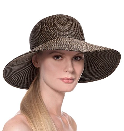 Eric Javits Luxury Fashion Designer Women's Headwear Hat - Hampton - Antique by Eric Javits