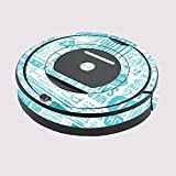 MightySkins Skin For iRobot Roomba 770 Robot Vacuum - Faith | Protective, Durable, and Unique Vinyl Decal wrap cover | Easy To Apply, Remove, and Change Styles | Made in the USA