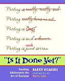 Is It Done Yet?, Barry Gilmore, 032501096X
