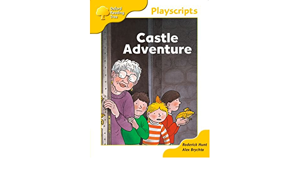 Oxford Reading Tree Stage 5 Playscripts 5 Castle Adventure Hunt Rod Buttress Jacquie Brychta Alex 9780199164905 Amazon Com Books
