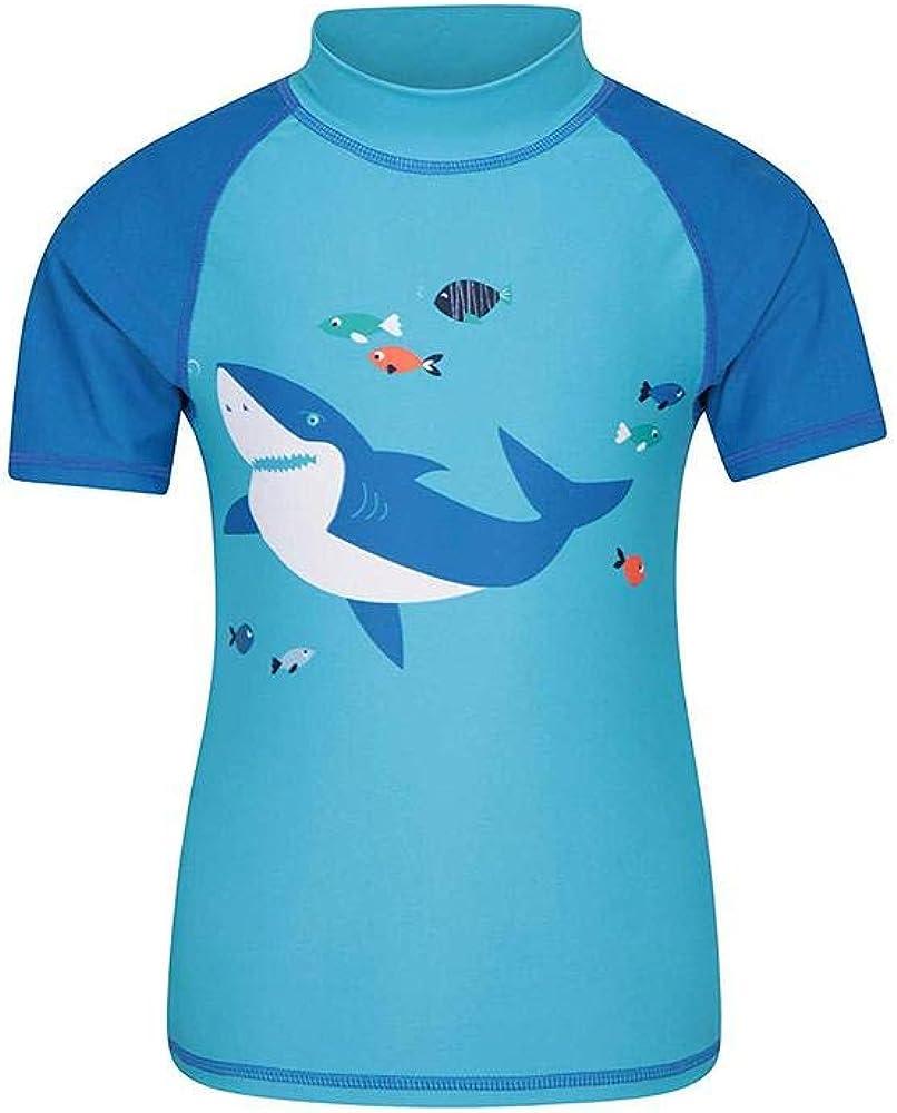 Baby Banz Camiseta Termica Manga Corta ANTI-UV Niño - Niña: Amazon.es: Ropa y accesorios