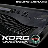 KORG Wavestation - Huge Original Factory and New created Sound Library & Editors on CD