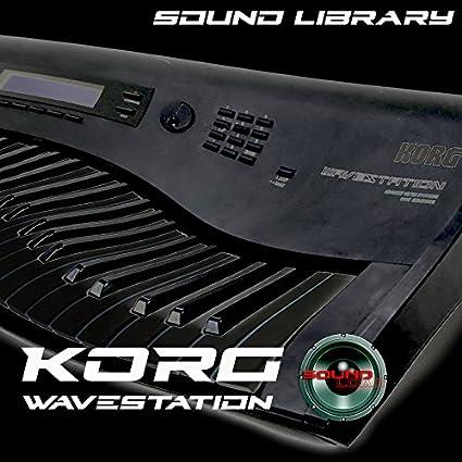 Korg Wavestation – enorme y original de fábrica nueva biblioteca de sonido creado y editores en