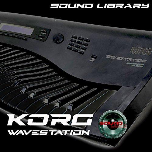 Korg Wavestation - enorme y original de fábrica nueva biblioteca de sonido creado y editores en CD: Amazon.es: Instrumentos musicales