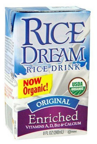 Rice Dream Rice Drink Enriched, Original, 24.0 Ounce