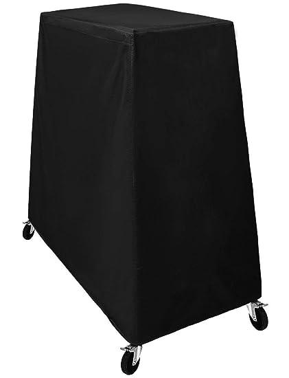 Queta Housse De Protection Etanche Pour Table De Ping Pong 165 X 70 X 185 Cm