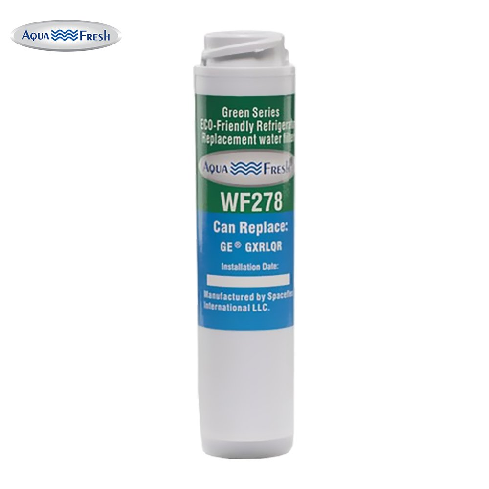 Aqua Fresh WF278 Replacement Inline Water Filter for GE-GXRLQR, FQSLF, FQSVF (Single)