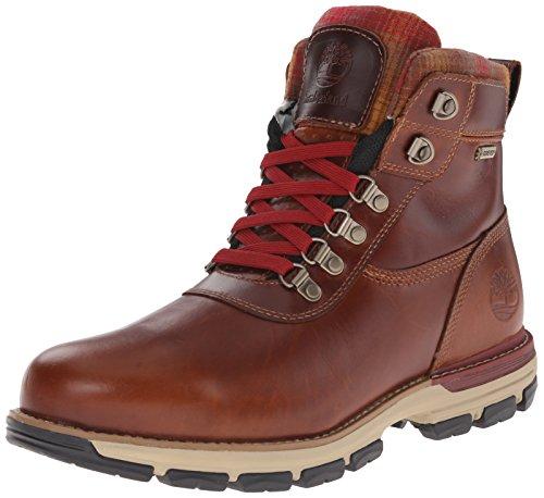 Boots Gore Timberland Tex (Timberland Men's Heston Waterproof Boot, Brown, 12 M US)