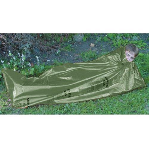 Highlander Emergency Survival Bag Olive