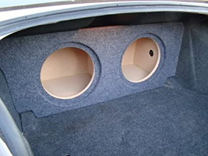 Amazon zenclosures 2008 2016 dodge challenger 2 12 subwoofer zenclosures 2008 2016 dodge challenger 2 12quot subwoofer box wrecessed mounting thecheapjerseys Choice Image