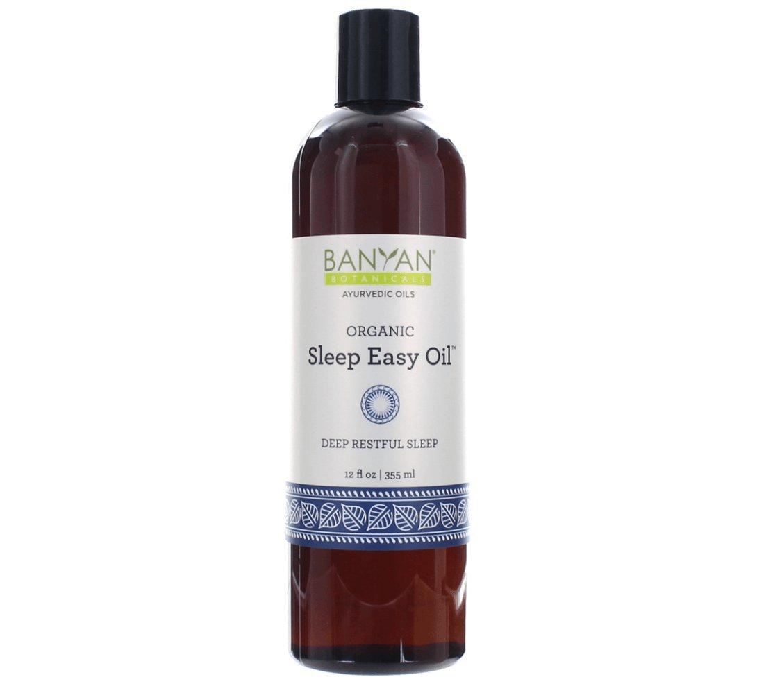 Sleep Easy Massage Oil