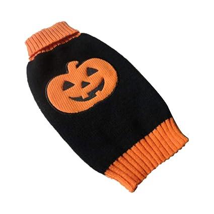 Amazon Ueetek Halloween Style Pet Costume Pumpkin Patterns