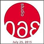 Studio 360: Charlie Wilson of The Gap Band, The Silver Lake Chorus, & Poet Mary Jo Bang | Kurt Andersen
