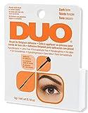 DUO Brush-On Strip Lash Adhesive, Dark Tone, 0.18 oz