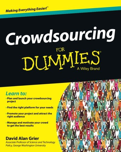 Crowdsourcing For Dummies by Brand: For Dummies (Image #1)