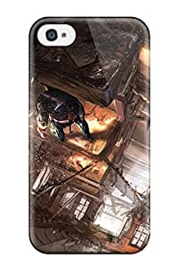 Ultra Slim Fit Hard ZippyDoritEduard Case Cover Specially Made For Iphone 4/4s- Uncharted