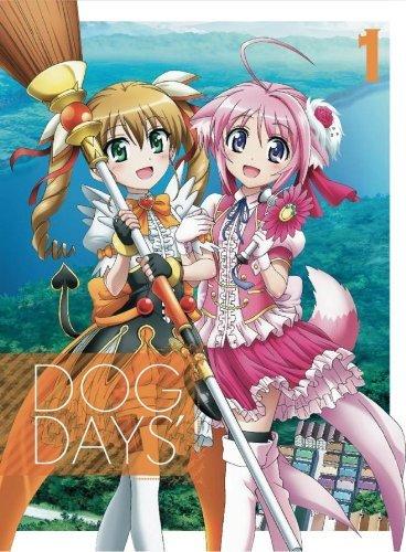DOG DAYS´ (完全生産限定版) 全6巻セット [マーケットプレイス DVDセット] B00E9NXCQS