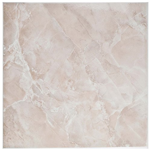 SomerTile FTC12GRS Sigma Ceramic Floor and Wall Tile, 11.75