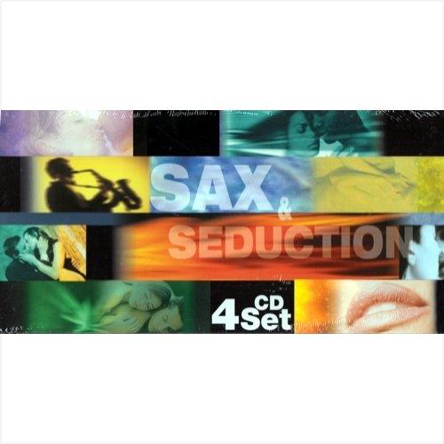 Sax & Seduction (4 Disc Music CD Gift Box ()