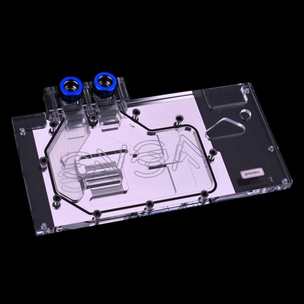 Bykski RGB VGA GPU Water Cooling Block for EVGA GTX1080 GTX1070