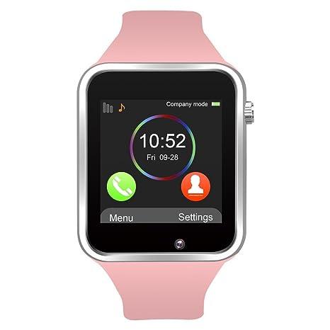 Reloj Inteligente, con Bluetooth y Ranura para Tarjeta SIM para ...