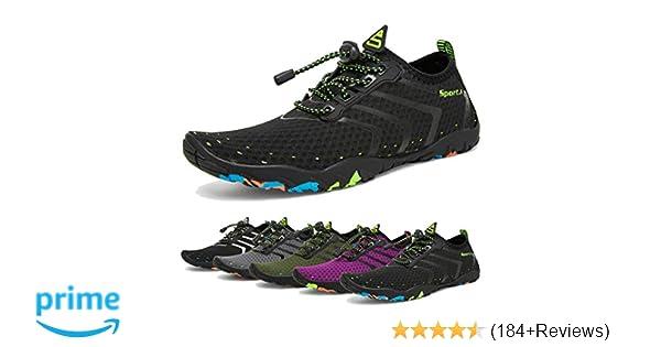 Amazon.com | Water Shoes Mens Womens