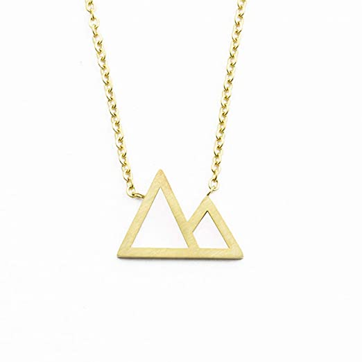 FyaWTM Collar Colgante For Collar de montaña Mujer Joyas ...