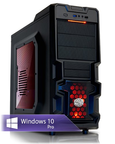 67 opinioni per Ankermann-PC Gaming Pc Intel i5 7500 4x3,40GHz, ASUS Expedition GeForce GTX 1050