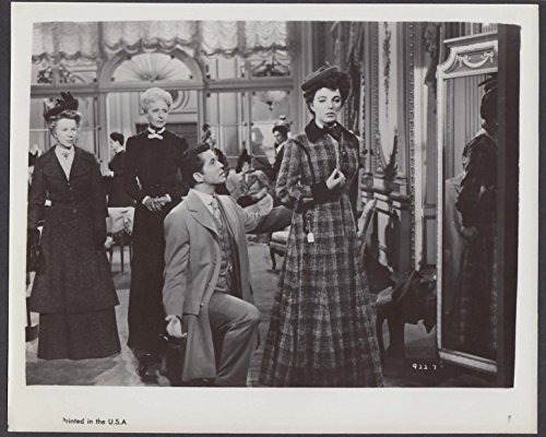 Farley Granger & Joan Collins Girl in the Red Velvet Swing 8x10 photo 1955 (The Girl In The Red Velvet Swing 1955)
