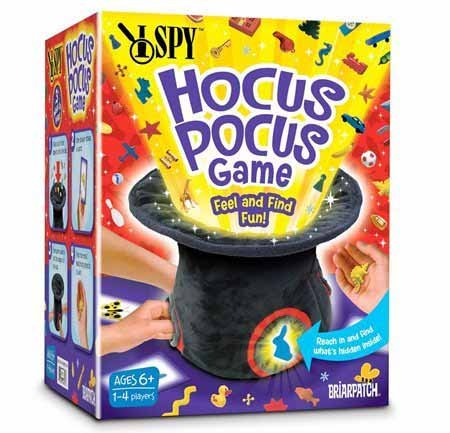 I Spy Hocus Pocus (Magic Hocus Pocus)
