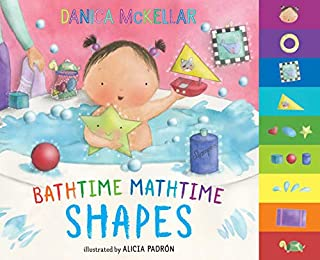 Book Cover: Bathtime Mathtime: Shapes