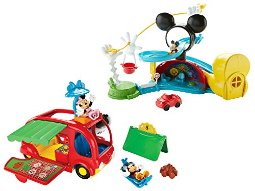Dance Ideas Costume Barn (Fisher-Price Mickey Mouse Zip, Slide, and Zoom Clubhouse and Fisher-Price Disney Mickey Mouse Cruisin')