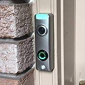Honeywell Skybell Dbcam Trim Video Doorbell Silver