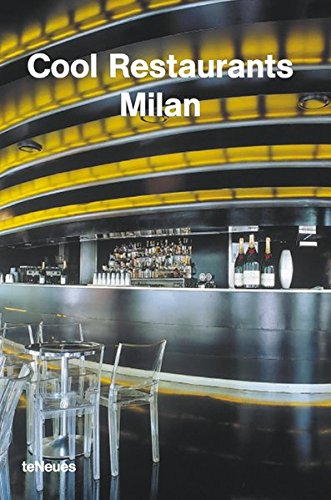 Cool Restaurants Milan pdf